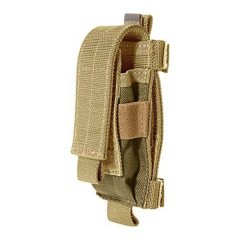 Подсумок Maxpedition Single Sheath Khaki (1411K)